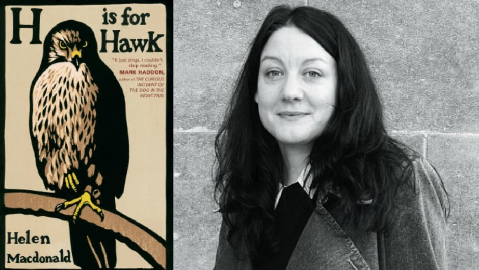 British naturalist Helen Macdonald found solace in falconry after the sudden passing of her father.