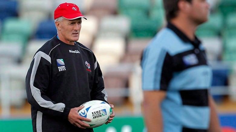 Rugby Canada Extends Head Coach Kieran Crowley Through 2017 Cbc Sports