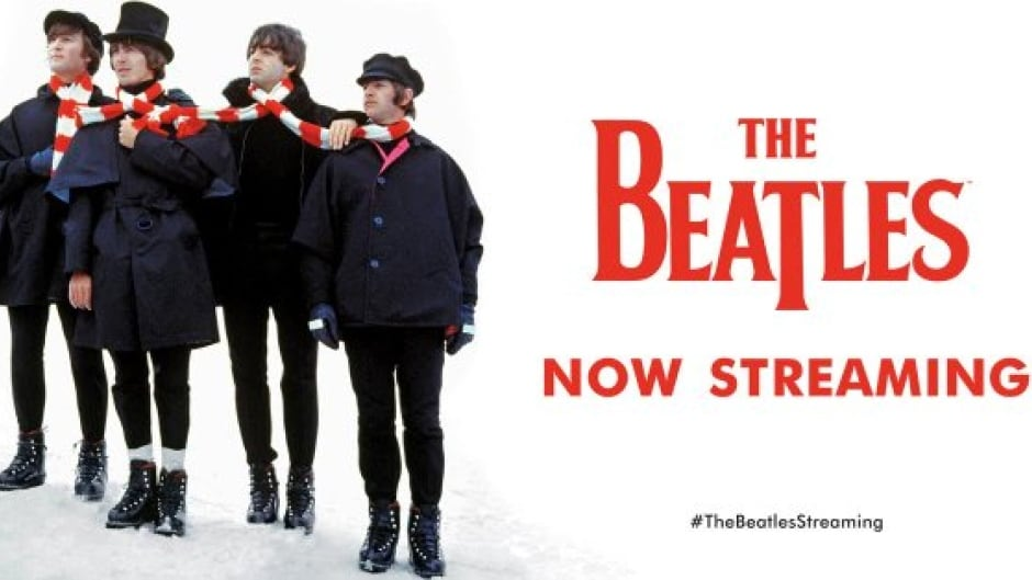 Beatles catalogue to hit streaming services worldwide on Dec