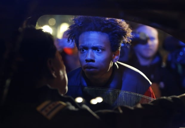 2015 photos of the year Chicago police Laquan McDonald BLM protest Nov 25