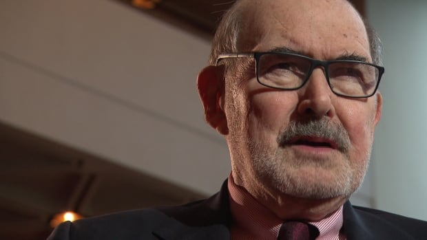Winnipeg-raised Peter Herrndorf will step down as president and CEO of the National Arts Centre late next spring.