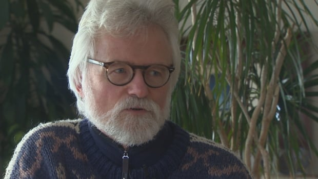 Mike Freeland spent $20,000 to outfit his Yellowknife home with solar panels, with a government rebate covering a further $7,500. He says it will take about 11 years to recoup his investment. 'I would strongly encourage government to put more money into the same pot.'