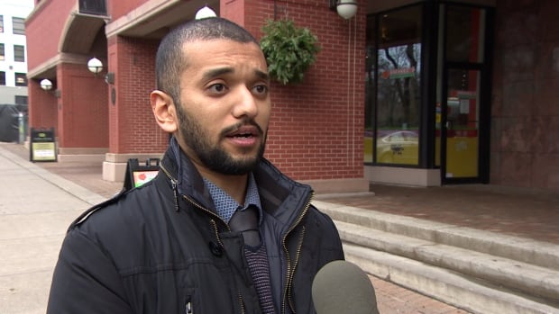 Ahmed Balfagih said Nova Scotia doesn't support universities as well as other provinces.