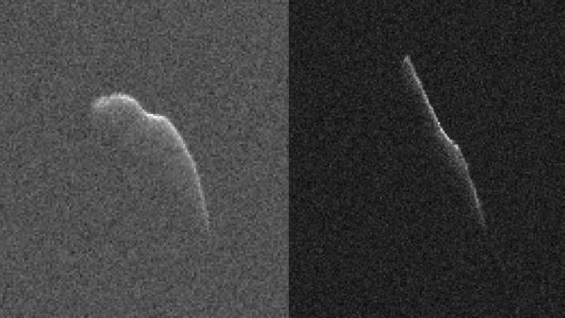 Asteroid 2003 SD220