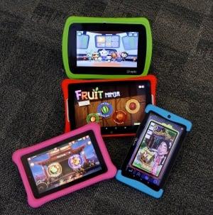 Kids Tablets Grow Up