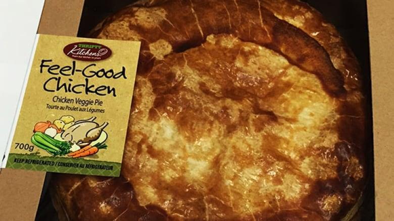 Food Recall Issued For Thrifty Kitchens Chicken Veggie Pie