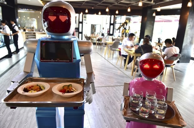 Server bots