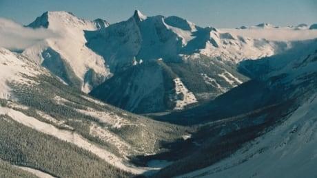 Jumbo Glacier resort