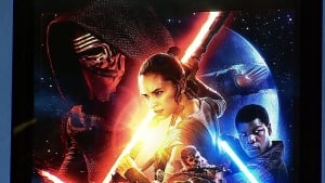 Star Wars: The Force Awakens has broken ticket sale records