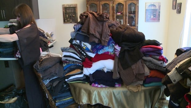 Donations for a family who lost everything in a house fire Boxing Day