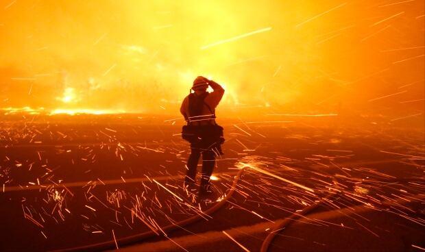 USA-CALIFORNIA/WILDFIRE