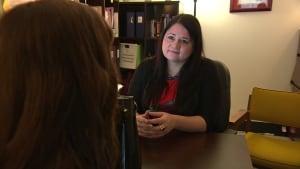 University of Manitoba's Melanie Glenwright