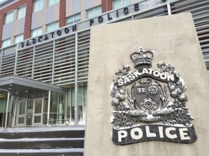 Saskatoon Police headquarters