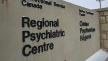 Regional Psychiatric Centre in Saskatoon.