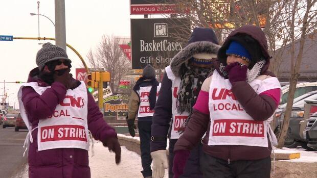 Best Western Seven Oaks Inn Regina strike