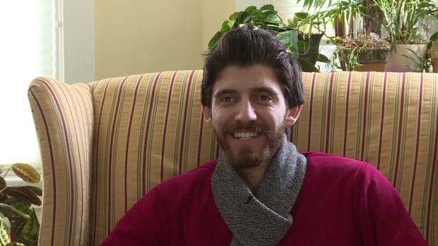 Tareq Hadhad dreams of finishing his medical degree in Canada.