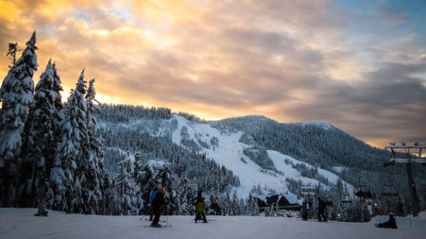 Excellent conditions at Cypress Mountain has led to a busy season so far.