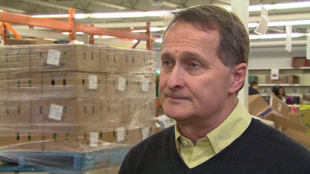 Winnipeg Harvest executive director, David Northcott, worries the higher prices for healthy foods like fruits and vegetables will have Manitobans reaching for cheaper, processed foods.