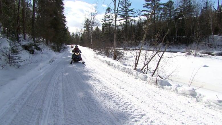 Ottawa's ski, snowmobile trails not quite ready for the