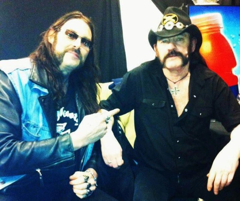 Lemmy Kilmister of Motörhead remembered by biggest Vancouver