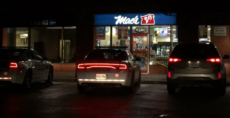 3 charged after string of armed robberies, police chase