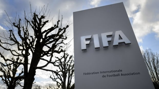 Switzerland's Office of Justice has turned over bank documents of high-ranking FIFA officials to the United States in the investigation into alleged bribery schemes for soccer marketing rights.