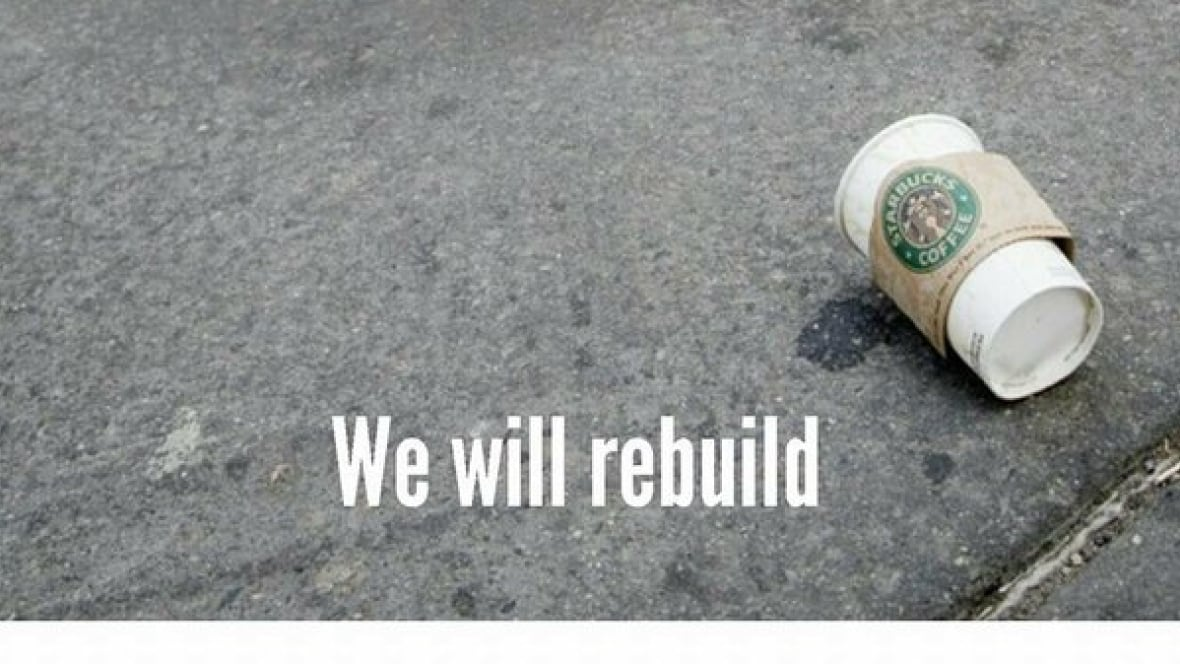 B C Earthquake Inspires We Will Rebuild Jokes But Few