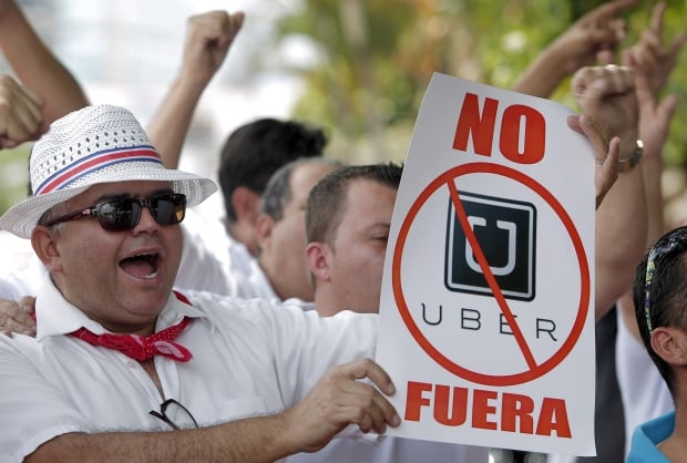COSTA-RICA-PROTEST/