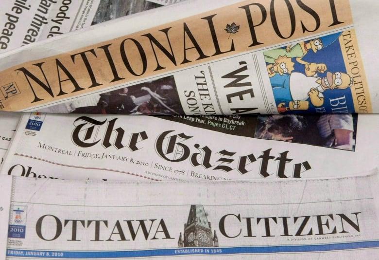 Ottawa prepares to squeeze big U.S. tech firms over loss of revenue for Canadian news outlets