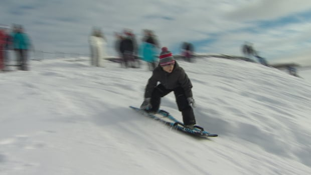 CBC Nova Scotia hit the tobogganing slopes in Halifax and ranked the best.