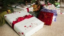 Christmas Gifts Under Tree
