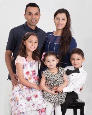 Hayat Family
