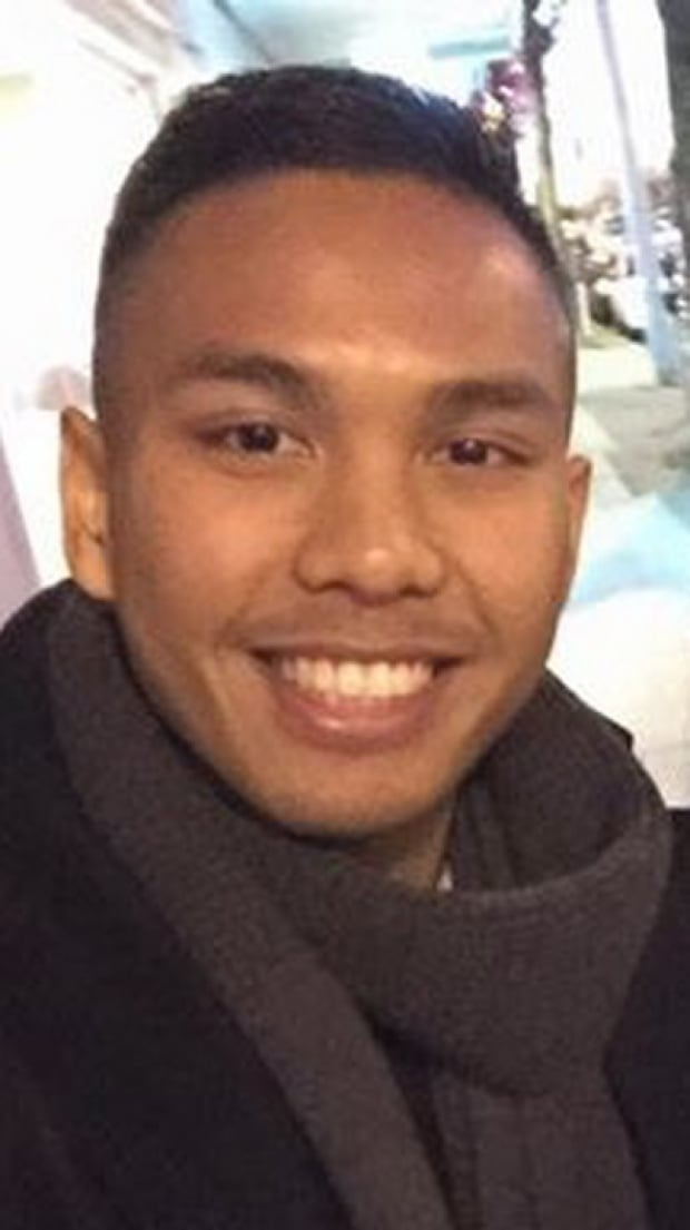 Ephraigm Flores Toronto Filipino man missing, last seen in Richmond
