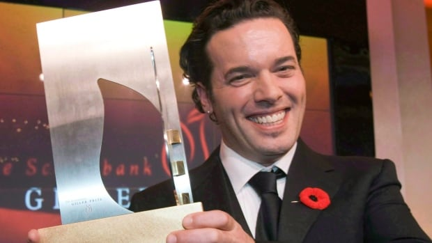 Joseph Boyden, seen holding the Giller Prize he won in 2008, is among the latest appointments to the Order of Canada in a year when aboriginal issues have dominated the national agenda. Frank Gunn/Canadian Press