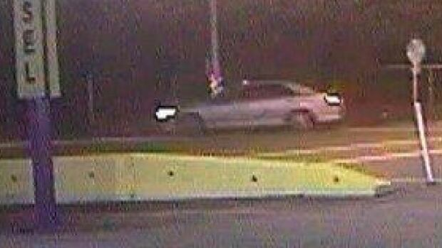 This car may have been involved in a fatal hit and run in Langley, B.C., say police.