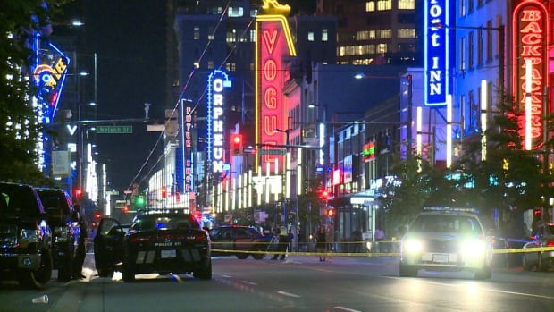 Pedestrian struck in Vancouver