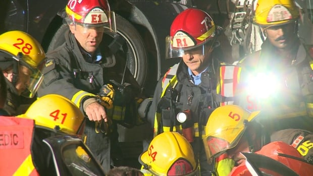 New Westminster rescue