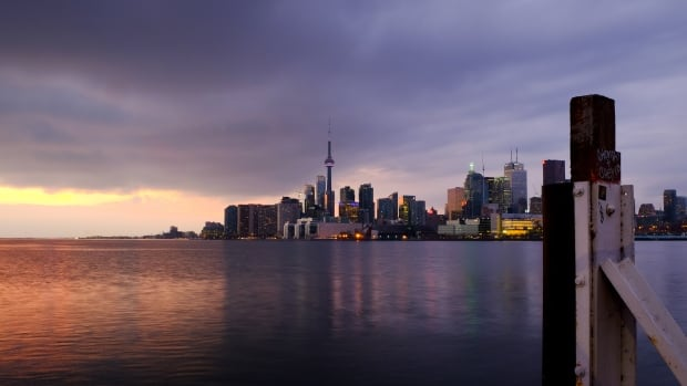 Mainly cloudy skies are in the forecast Wednesday with a high of 17 C in Toronto.