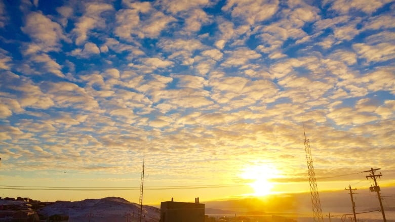 Image result for clear morning sky and cold