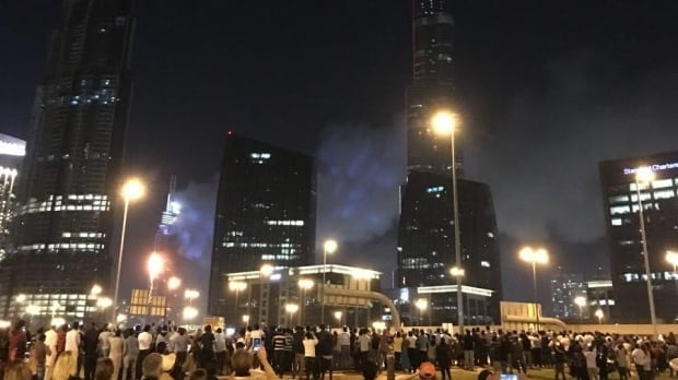 MacKenzie Porter Dubai hotel fire