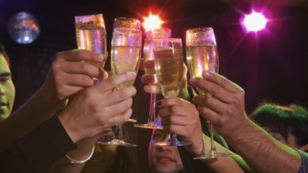 People in B.C. can pick from a variety of New Year's Eve events, including downhill torch parades on a mountain, improv shows, and a roaring 20s house party.
