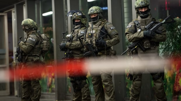 German police secured the main train station in Munich on New Year's Eve after receiving a tip about a planned ISIS attack in the Bavarian capital. Stations reopened Friday, but a police spokeswoman said the warning over a possible attack remains in place.