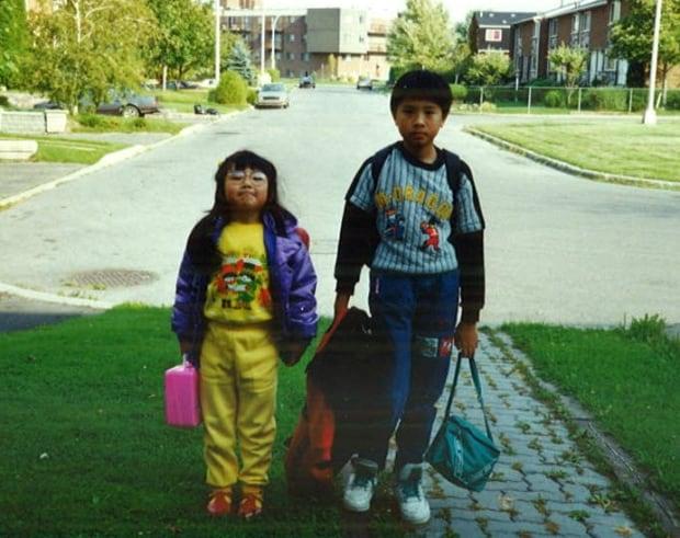 Elaine and Edmond Chau