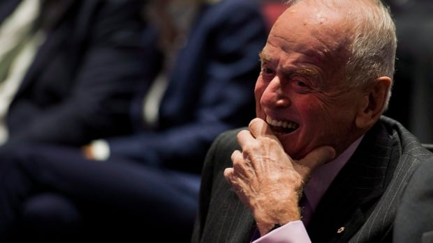 A frequent political donor and philanthropist, Peter Munk signed a compliance agreement with Elections Canada over political contributions that exceeded the legal limit.