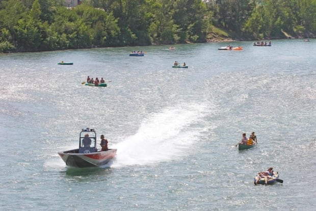 Calgary River Boaters