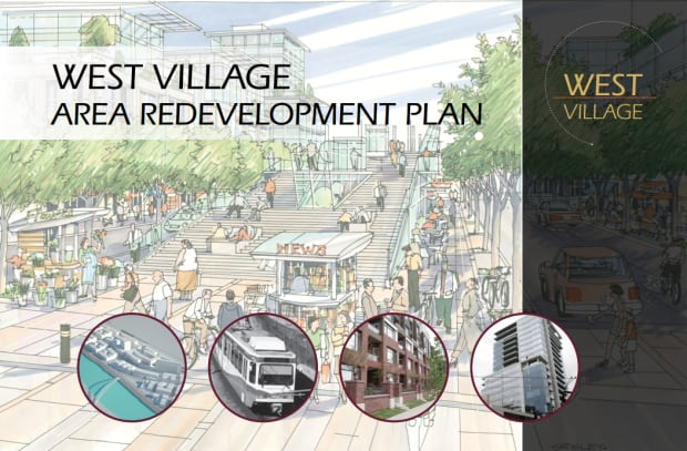 Calgary West Village Area Redevelopment Plan