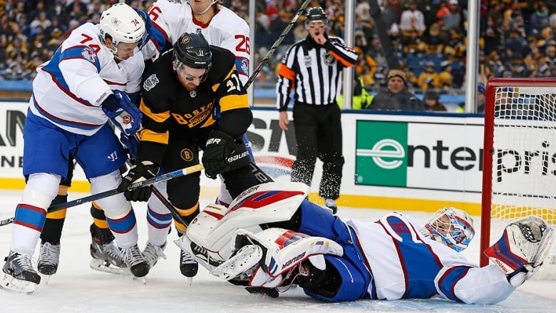 free shipping 72e6f e6d8f NHL Winter Classic: 5 storylines from Canadiens-Bruins ...