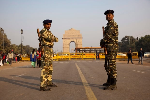 India Air Base Attack