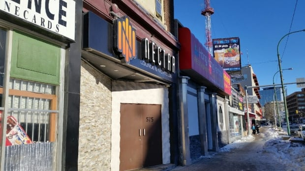 The man, 31, allegedly forced his common-law partner, a 22-year-old woman, into a vehicle following an argument between the couple outside Nectar Nightclub in the 500 block of Winnipeg's Portage Avenue on Friday morning.