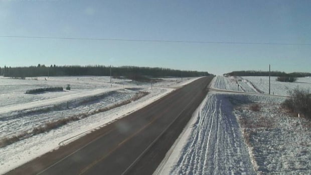 Highway 10, near Avonhurst, Sask., on Sunday at approximately 12:45 p.m. CST.